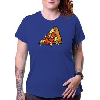 Pro těhotné Pizza rodina máma