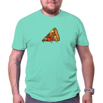 Párové triko Pizza kousek pro něj