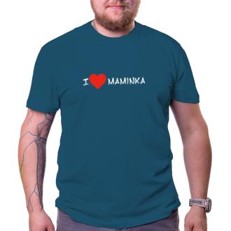 Tričko Love maminka