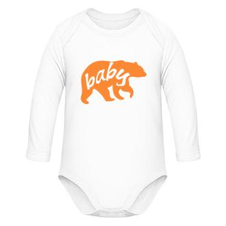 Dětské body Baby bear