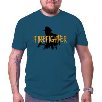 Hasiči Tričko pro hasiče Firefighter