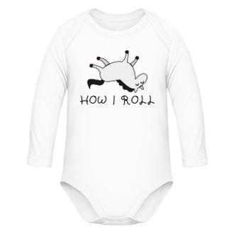 Dětské body How I roll