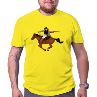 Koně a koňáci Tričko Western