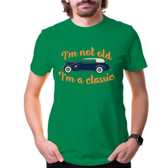 Tričko I am classic