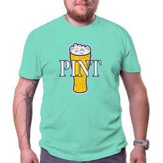 Pro tatínky Pánské tričko Pint