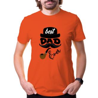 Pro tatínky Tričko pro tatínky Best dad