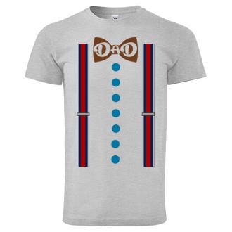 Pro tatínky Pánské tričko Daddy hipster