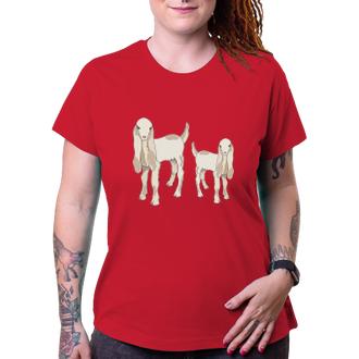 Dámské tričko Kozenky