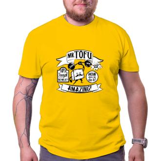 Mr. Tofu