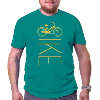 Cyklisté Tričko BIKE