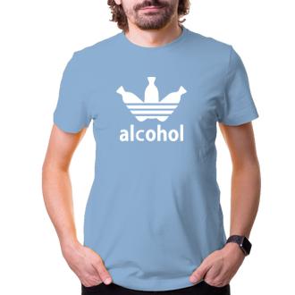 Pánské tričko Alcohol