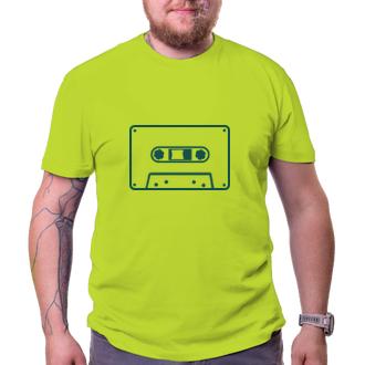Pánské tričko Cassette