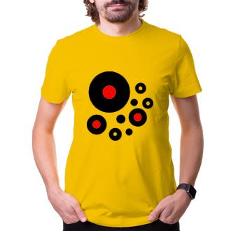 Párty Pánské tričko Vinyls