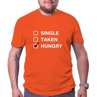 Triko Single-taken-hungry
