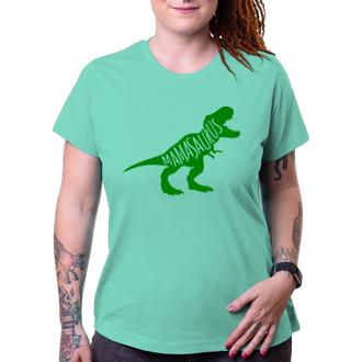 Pro maminky Tričko Mamasaurus