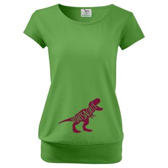 Pro těhotné Triko Mimisaurus