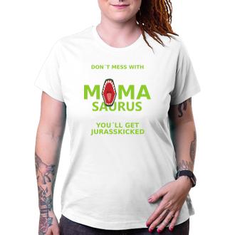Pro maminky Tričko MAMA SAURUS