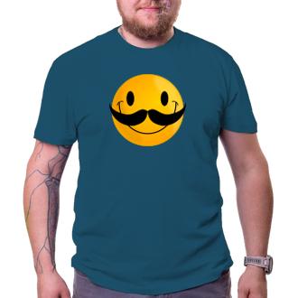Movember Triko Movember smile