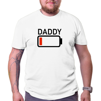 Daddy low battery