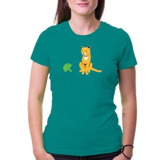 Triko Kočičky brokolici vůbec rády nemají