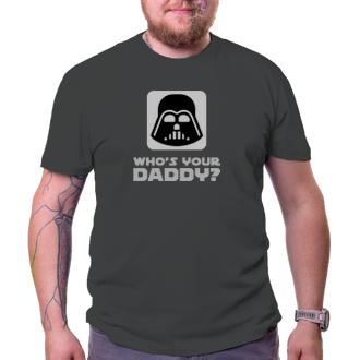 Tričko pro táty Star Wars