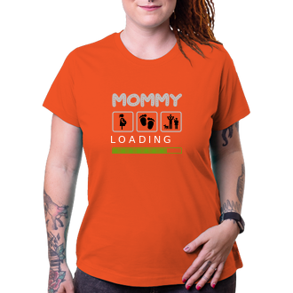 Tričko Mommy