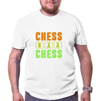 Pánské tričko Chess