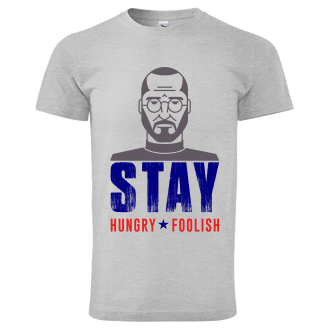 Pánské tričko Steve Jobs
