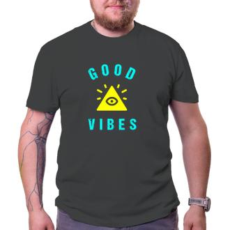 Pánské tričko Good vibes