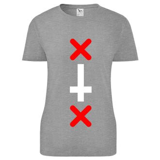 Ostatní Dámské tričko Kříže