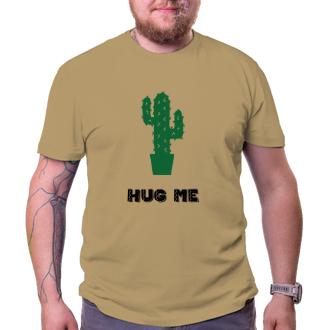 Ostatní Vtipné tričko Hug me