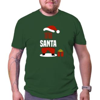 Vánoční tričko pro taťku