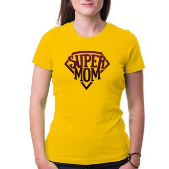 Pro maminky Dámské tričko Super mom