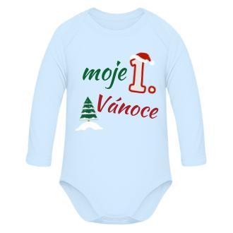 Bodýčko s vánočním motivem