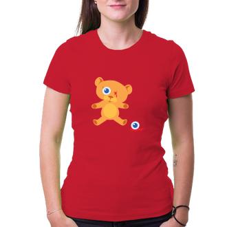 Dámské tričko Medvídek