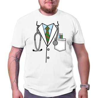 Tričko Doktor