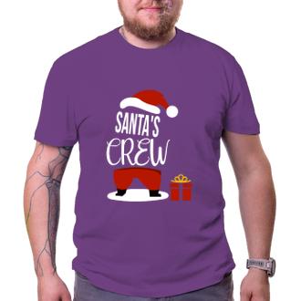Vánoce Santa's crew