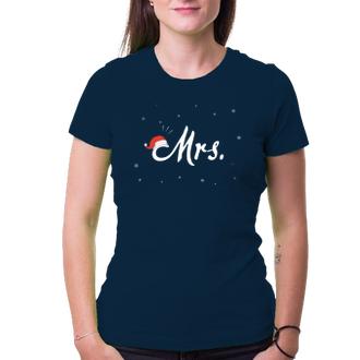 Párové vánoční tričko pro ni