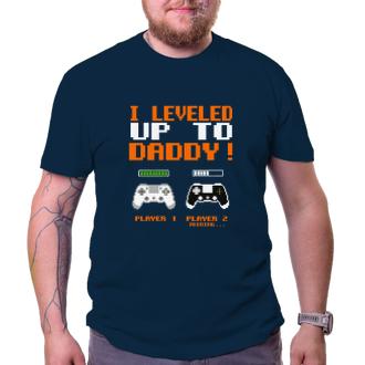 Tričko pro táty hráče Daddy player