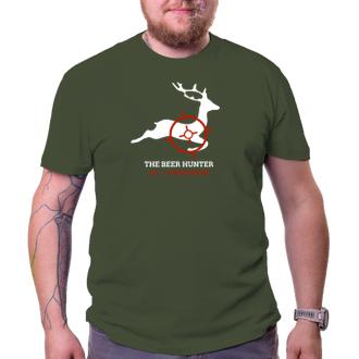 Vtipné tričko pro myslivce Deer