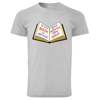 Ostatní Pánské tričko Čtenář