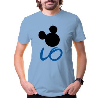 Pro páry Tričko pro zamilované - Mickey