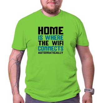 Pánské tričko Wi-fi
