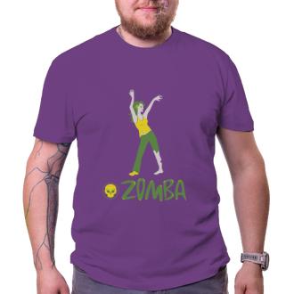 Triko Zomba - cvičení pro mrtvé